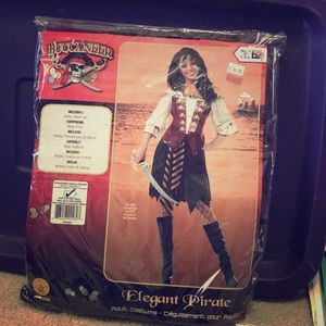 Halloween Pirate Costume Women's Dress